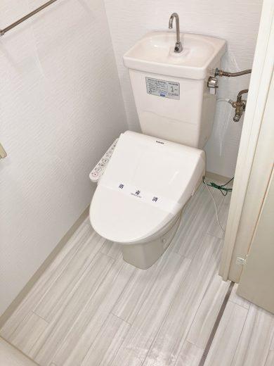 トイレ:ウォシュレット交換