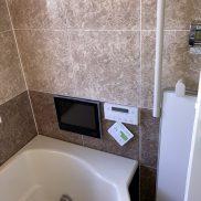 浴室用大型液晶TV(12インチ)(風呂)