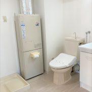トイレ(ウォシュレット新設)・洗面脱衣室