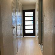 玄関+廊下:CF張替(玄関)